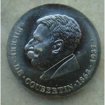 Resultado de imagem para selo de Pierre de Coubertin