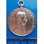 Medalha Da Primeira Guerra - Austro-hungria - Prata-carlos I