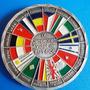Medalha Copa Mundial De Futebol Mexico 70