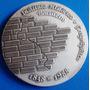 Medalha Prata 900-casa Moeda-150 Anos Do