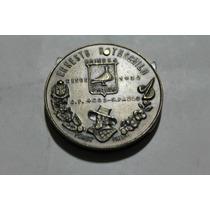 Medalha Iv Centenário De São Paulo -pombo Patent- Desde 1930