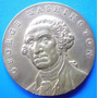 Medalha Bronze G.washington-1976-casa Da Moeda-maçonaria
