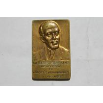 Rara Medalha - Homenagem Ao Dr. Ernesto Simões Filho - Fotos