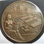 Medalha Inauguraçao Parque S.cruz-casa Da Moeda-cert+fdc-est
