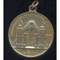 Medalha Comemorativa Exposição Nacional 1908