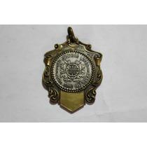 Medalha Visita Do Gal Craveiro Lopes Ao Brasil-junho De 1957