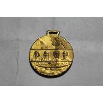Medalha Do Vôo Do Avião Jahú - 1927 - Veja Fotos
