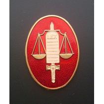A3754 Medalha Com Simbolo De Profissão - Advocacia