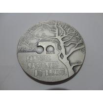 Medalha Comemorativa 50 Anos Parques Nacional Do Br 1987.