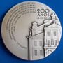 Medalha Prata 900-200 Anos Teatro S Caetano-c.moeda+só 95 Pç