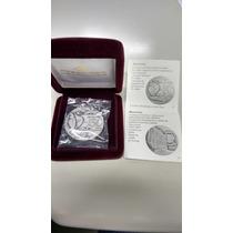 Medalha Comemorativa De Prata 150 Anos De Aracaju