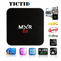 Smart Tv Box Mxr (mxq 4k) Quad Core Android 4.4 Tv H265