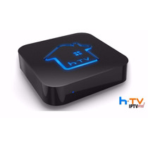 Htv Box Iptv Full Hd 1 - Pronta Entrega