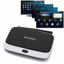 Box Tv Full Hd Android 4.4 Smartv Mini Pc Controle Hdmi Rca