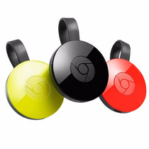 Novo Google Chromecast 2 Hdmi 1080p Chrome Cast 2 Lacrado!