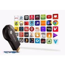 Chromecast Google Dongle Hdmi Streaming Tv Smart Celular Tab