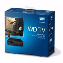 Media Player Western Digital Live Streaming Wd Tv