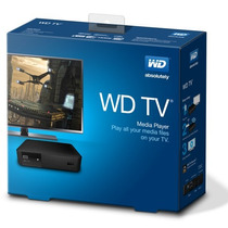 Wd Tv Live Streaming Media Player - Western Digital Wdtv