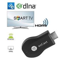 Ezcast Hdmi Streaming 1080p Igual Ao Chromecast Frete Gratis