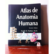 Atlas De Anatomia Humana (netter) 3ª Ed.