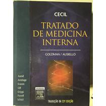 Livro Cecil Medicina 22a. Ed - 2 Volumes - Perfeito Estado!