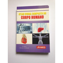 Atlas Visual Compacto Do Corpo Humano 3ª Ed.riddel / Jr-med