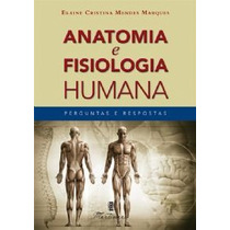 Livro Anatomia E Fisiologia Humana Marques Ed Martinari Novo