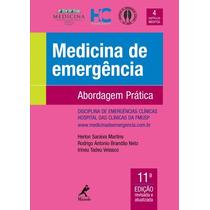 Livro Emergências Clínicas Usp Ed. 2016 - Novo Lacrado