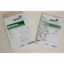 Livro Medicina Apm-volumes 1 E 2 Em Campinas-edição Atualiz