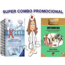 Expert Enfermagem + Quimo Enfermeiro 2012