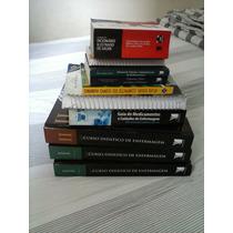 Kit Livros De Enfermagem Completo