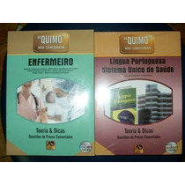 Quimo Enfermeiro 2012+quimo Língua Port. E Sist. Úni. Da Saú