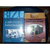 Bizu De Enf 5100 Quest. + Quimo Língua Port E Sist. Ún Da S.