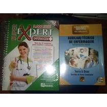 Super Expert De Enfermagem + Quimo Técnico De Enfermagem