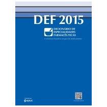 Dicionário De Especialidades Farmacêuticas -def 2015