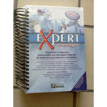 Expert Enfermagem.(lacrado) 4ª Edição-3200 Questões.