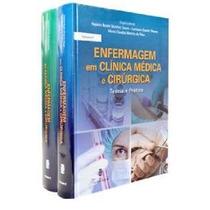 Livros - Enfermagem Em Clínica Médica E Cirúrgica Martinari