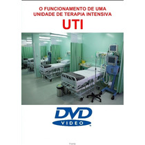 Dvd Uti - Unidade De Terapia Intensiva