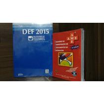 Def 2015 + Ame Dicionário Adm Medicamentos Enfermagem