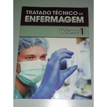 Kit Tratado Técnico De Enfermagem Vol:1