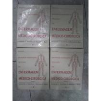 Tratado De Enfermagem Médico Cirúgico - 4 Volumes - Brunner