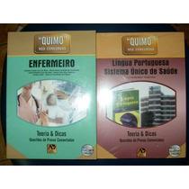 Quimo Enfermeiro 2012 + Quimo Língua Portuguesa E Sus