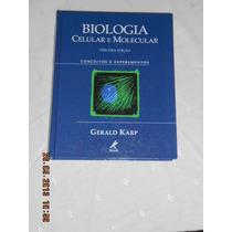 Livro Biologia Celular E Molecular Terceira Edição