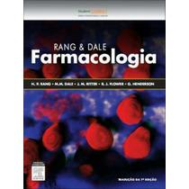 Livro De Farmacologia (rang E Dale) 7° Edição 804 Pag Em Pdf