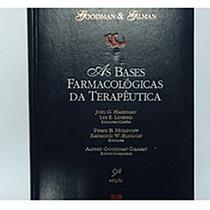 Livro As Bases Farmacológicas Da Terapêutica 9° Edição