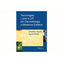 Livro De Laser, Laserterapia, Medicina, Massoterapia, Botox