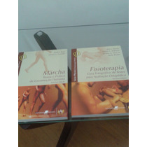 Kit Livros De Fisioterapia Em Ortopedia