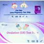 20 Testes De Ovulação + 2 De Gravidez Com Frete Grátis