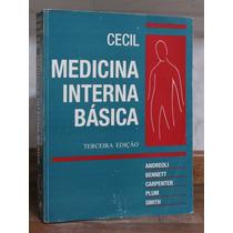 Livro Medicina Interna Básica Cecil Andreoli Bennett Smith