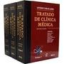 Tratado De Clínica Médica De Antonio Carlos Lopes 3 V Com Cd